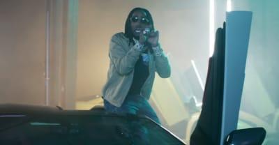 "Watch Quavo's video for ""L A M B T A L K"""