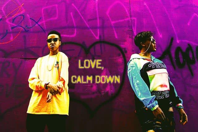 "Toronto duo TRP.P flip 80s R&B bliss on ""Love, Calm Down"""