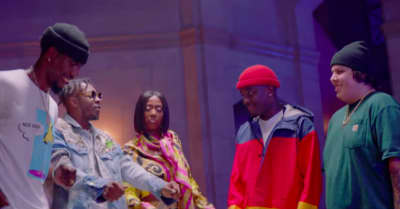 Watch all the 2019 BET Hip Hop Awards cyphers, featuring Kash Doll, Iman Shumpert and more