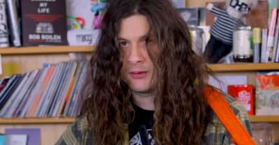 Watch Kurt Vile's Tiny Desk Concert