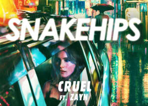 "Zayn Malik Joins Snakehips On ""Cruel"""