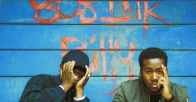 Here's What You Need To Know About 808INK, London's Weirdest Rap Group