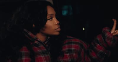 Watch SZA team up with 6 breakout artists to talk struggle, self-love