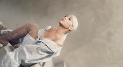 """Ariana Grande previews Sweetener with a """"Raindrops"""" video"""