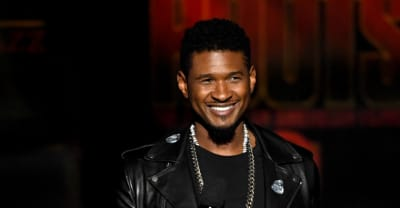 Usher will release a new project tonight
