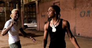 """Markie links up with Lil Durk for the """"In My Flesh"""" video"""