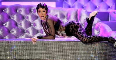 """Watch Cardi B perform """"Money"""" at the 2019 Grammys"""