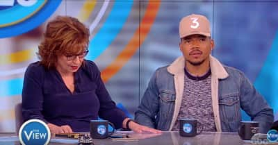 Chance The Rapper Discussed LeBron James's Home Vandalism On The View