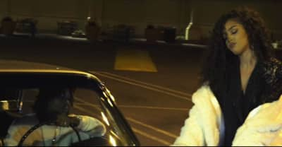 "Take A Night-Time Drive With Wiz Khalifa In His ""Pull Up With A Zip"" Video"