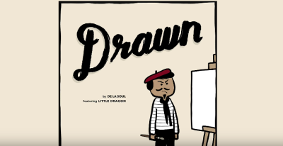 "Listen To De La Soul's New Track ""Drawn"""