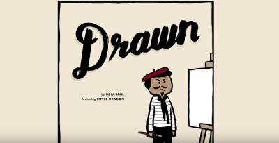 """Listen To De La Soul's New Track """"Drawn"""""""