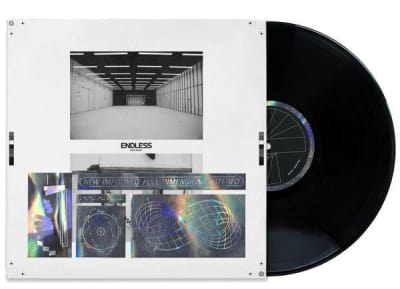 Frank Ocean changed Endless for the physical edition