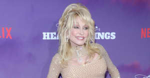 Dolly Parton is getting a Netflix series of stories based on her music