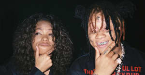 "Kodie Shane and Trippie Redd are thick as thieves on ""No Rap Kap"""