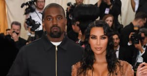Kanye West donated $1 million to prison reform charities for Kim's birthday