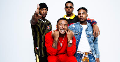 """Creek Boyz are in a sexy Christmas mood on """"The Recipe"""""""