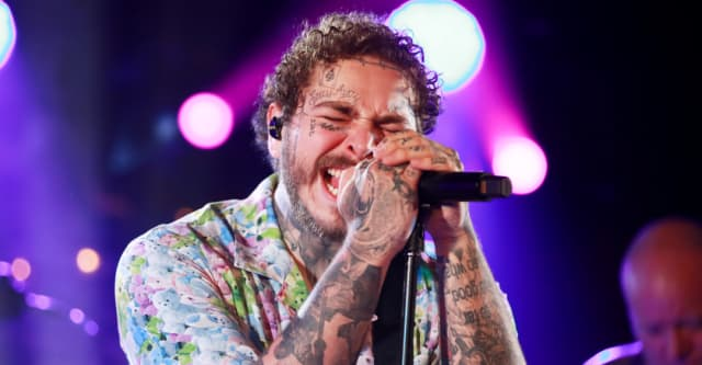 Watch Post Malone and BTS perform on Dick Clark's New Year's Rockin' Eve 1