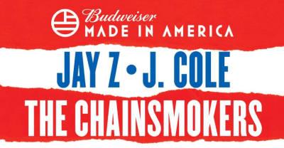 Watch Sunday's Budweiser Made In America Livestream