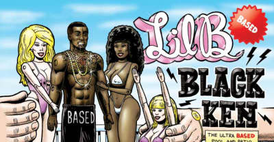 Lil B Announces Black Ken Mixtape And Shares Seven Songs