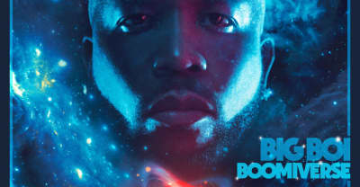 Listen To Big Boi's Boomiverse