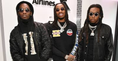 "Migos remix ""Drip"" with Future, Young Thug, and Hoodrich Pablo Juan"