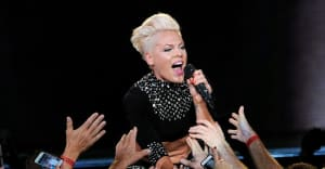 P!nk will be singing the National Anthem at the 2018 Super Bowl