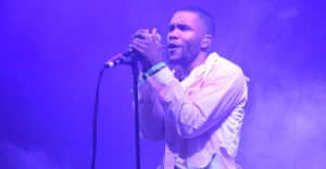 Frank Ocean talks politics, drops his skincare routine in rare interview