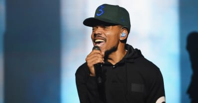 Listen to two new Chance The Rapper songs
