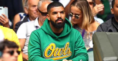 """Watch Drake perform """"Mia"""" with Bad Bunny for the first time"""