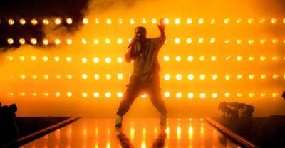 Kanye West streams Yandhi recording session live from Uganda