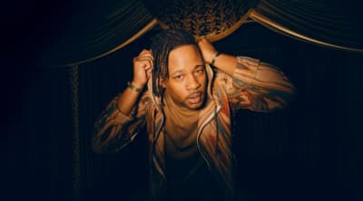 "Open Mike Eagle teams with Kari Faux on new single ""Bucciarati"""
