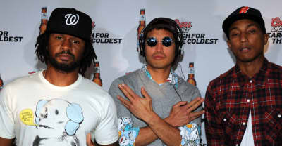 N.E.R.D. will perform at the NBA All-Star Game