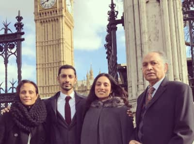 Watch Riz Ahmed Speak To U.K. Parliament About The Importance Of Diversity On TV