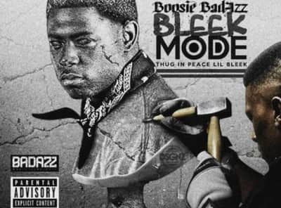 Stream Boosie Badazz's New Album Bleek Mode