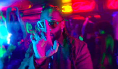 "Ty Dolla $ign, Juicy J, and Project Pat share neon-lacquered ""Hottest In The City"" video"