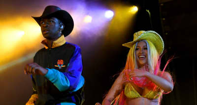 Lil Nas X and Cardi B sued for copyright infringement