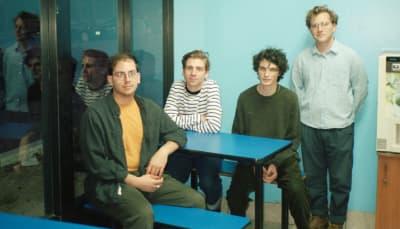 """Slow Hollows lean into a dusky groove on their Tyler, the Creator-produced single """"Heart"""""""
