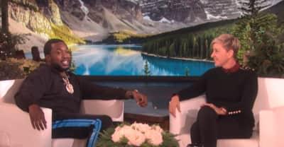 Watch Meek Mill discuss criminal justice reform on Ellen