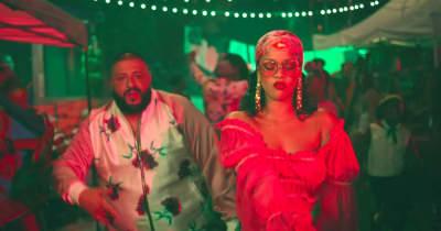 "DJ Khaled's ""Wild Thoughts"" Has Gone Platinum"