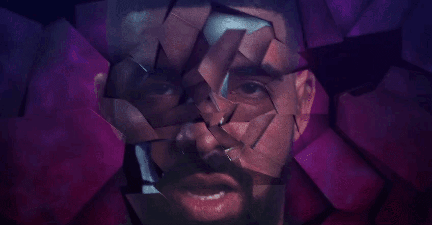 """Here are all the GIFs you need from Travis Scott and Drake's """"Sicko Mode"""" video"""