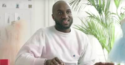 Go behind-the-scenes of Virgil Abloh's OFF-WHITE in a new mini-documentary