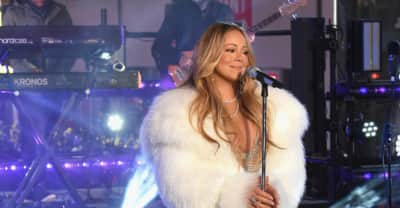Watch Mariah Carey slay her New Years Eve performance