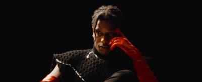 "Watch A$AP Rocky's ""Fukk Sleep"" video with FKA Twigs"