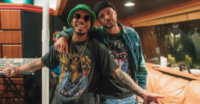 """Justin Timberlake and Anderson .Paak share new song """"Don't Slack"""""""