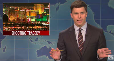 Weekend Update tackles gun reform and Trump's trip to Puerto Rico