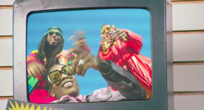 "Watch D.R.A.M.'s Video For ""Gilligan"""