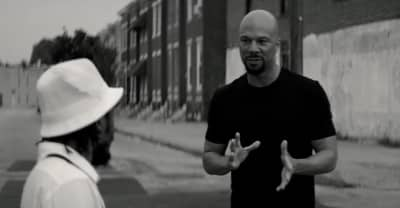 Watch Common And Stevie Wonder's Ava Duvernay-Produced Short Film, Black America Again