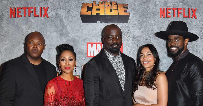 Netflix has cancelled Luke Cage