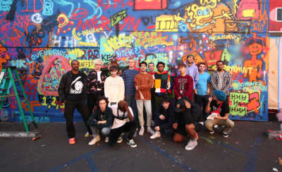 Ameer Vann is no longer in Brockhampton amid abuse allegations