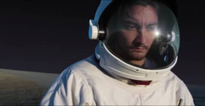 """Watch Towkio throw rocks in space in the video for """"Morning View,"""" featuring SZA"""